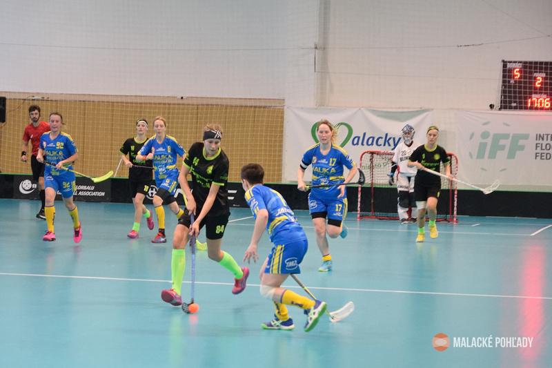 Euro Floorball Cup 2019, Malacky