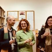 Slávnostné otvorenie oddelenia pre dospelých a Literárny večer Denisy Fulmekovej