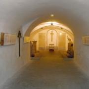 V kryptách Čierneho kláštora je obnovená expozícia