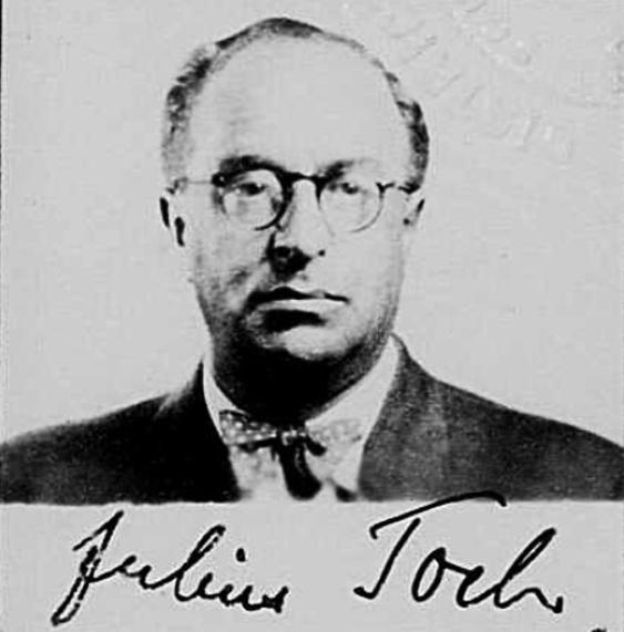 Julius Toch