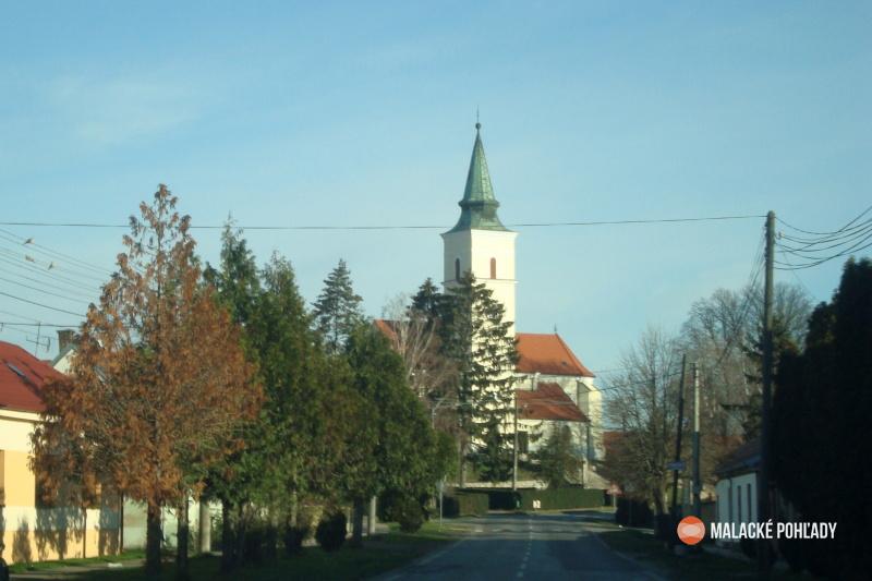 Kostol sv. Martina, Kostolište