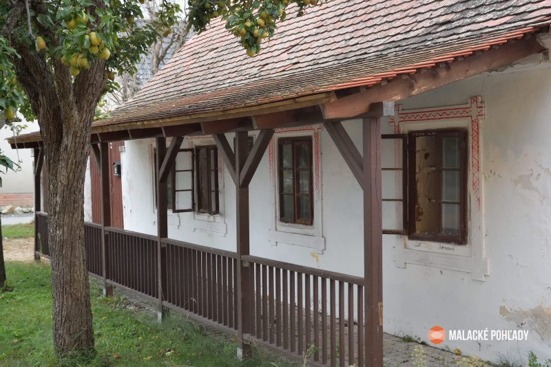 Rodný dom Martina Benku, Kostolište