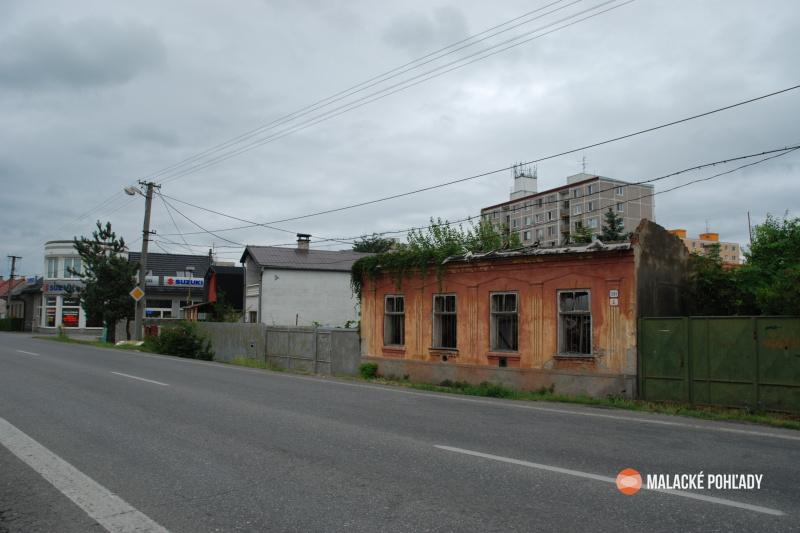 Malacky 2010, Stupavská ulica