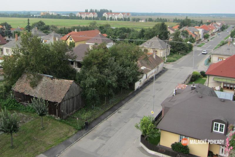 Malacky 2010, Veľkomoravská ulica