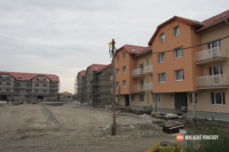 Malacky 2010, Pri Maline
