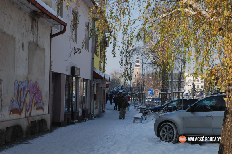 Malacky 2010, Záhorácka ulica