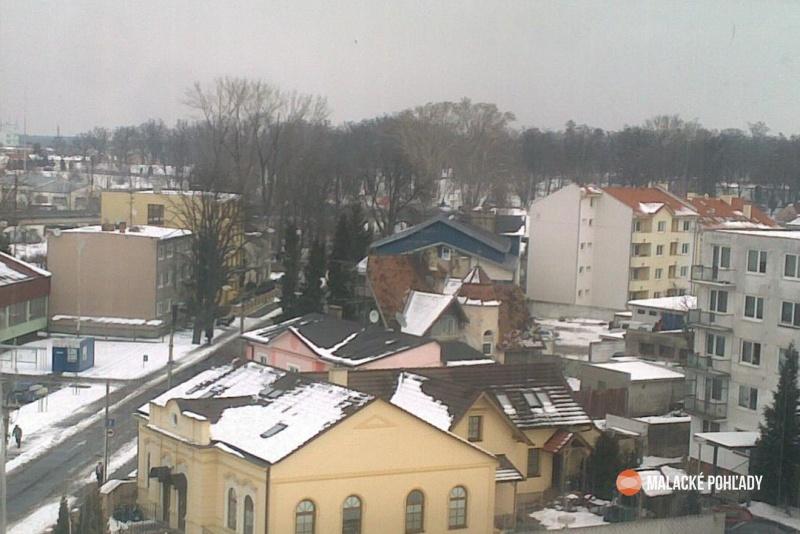 Malacky 2010, Zámocká ulica