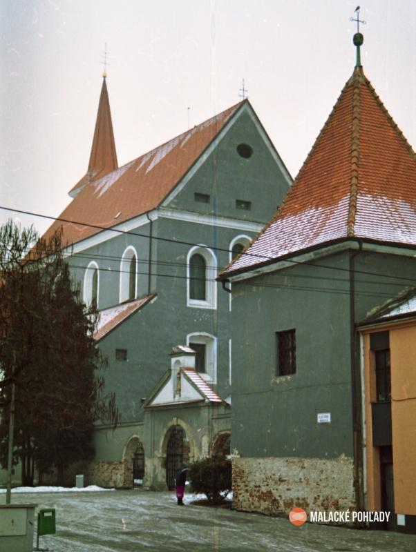 Čierny kláštor Malacky, 2010