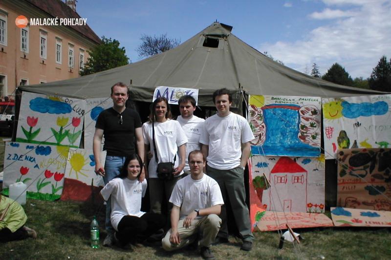 Farebné Malacky 2003, občianske združenie MLOK