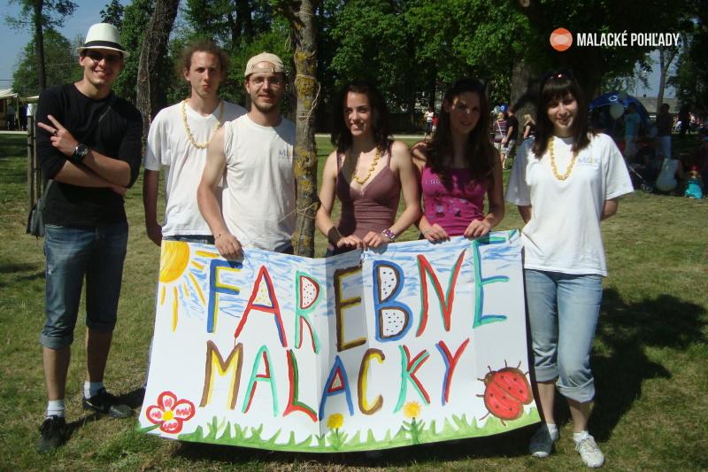 Farebné Malacky 2012