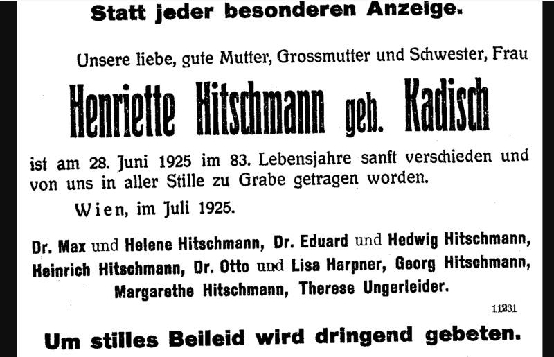 Henriete Hitschmann