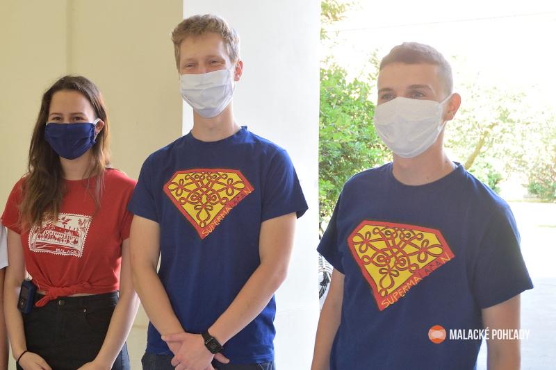 Tričko SuperMalačan, SuperMalačanka