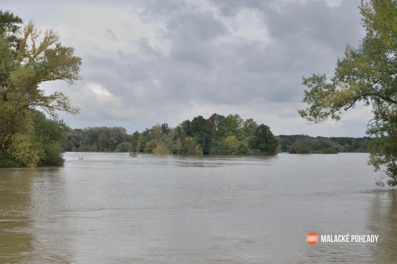 Rieka Morava, Gajary 2020