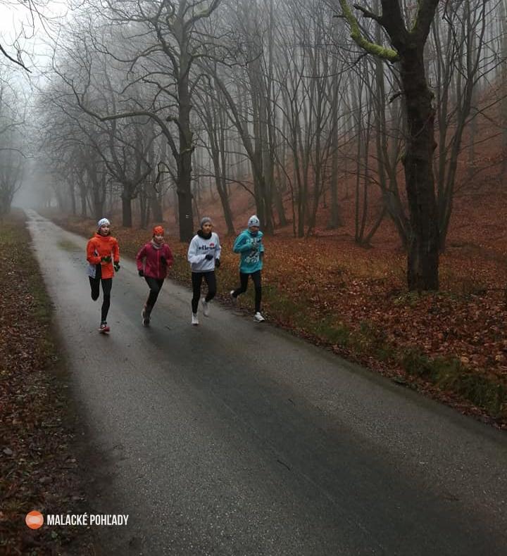 Malacká bežecká ekipa