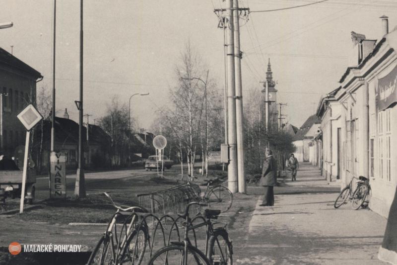 Záhorácka ulica, Malacky