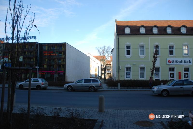 Malacky, Záhorácka, 2011