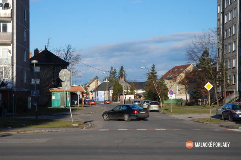 Malacky, Pribinova, 2011