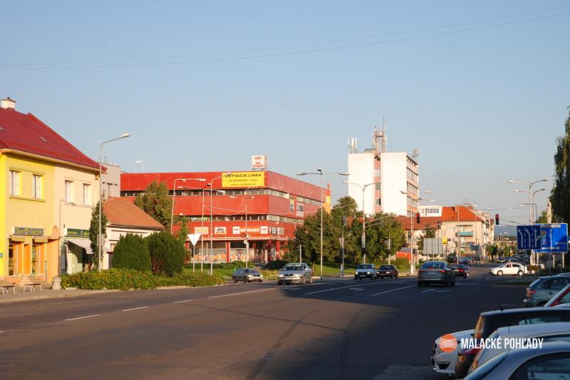 Malacky, Križovatka 2011