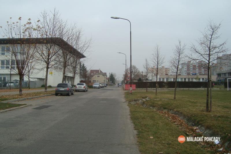Malacky, Štúrova