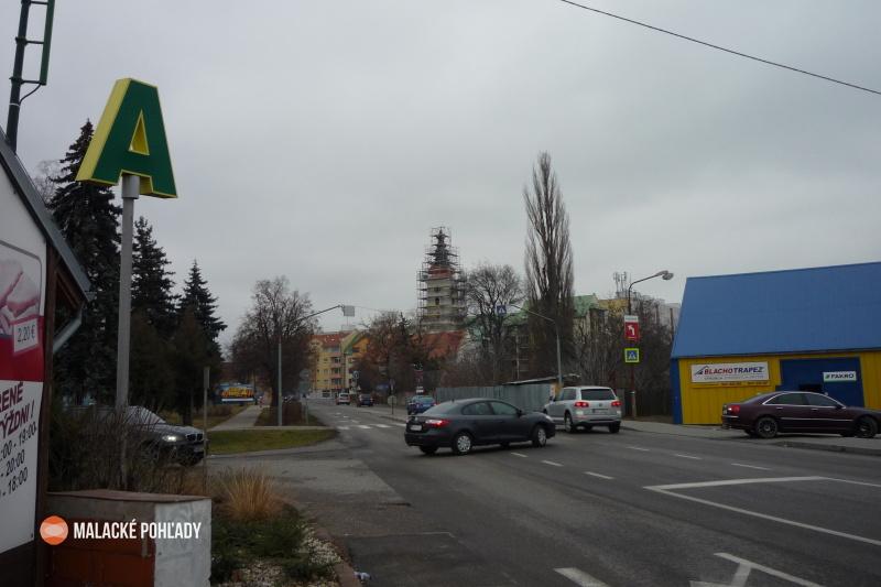 Malacky, Brnianska