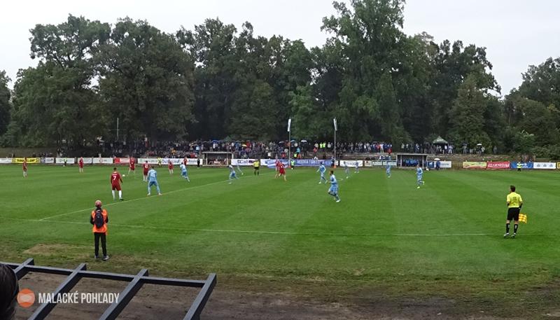 Futbalový zápas v roku 2017