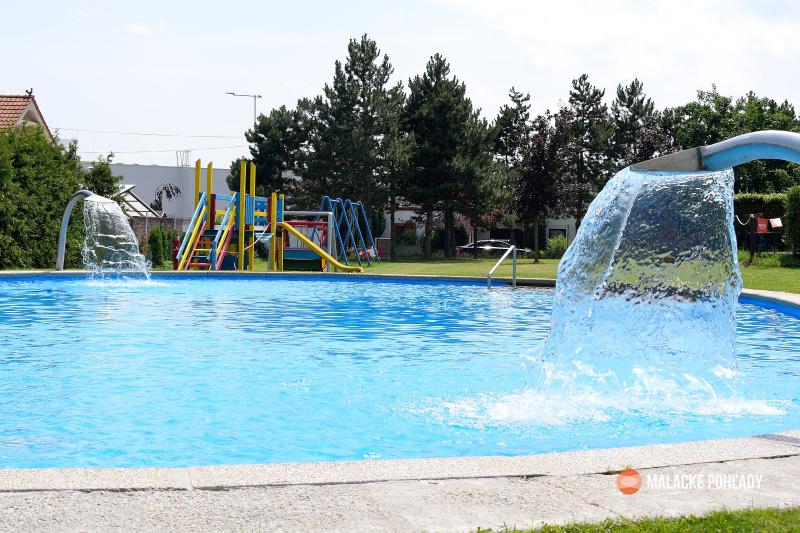 Detský bazén v Malackách, 2018