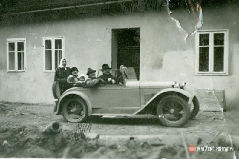 Dom na Záhoráckej ulici č. 7, Malacky